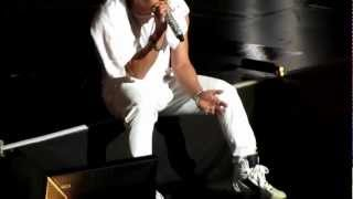 121214 Taeyang - Don't Judge Me (Chris Brown Cover) BIGBANG Alive Tour London Wembley Arena