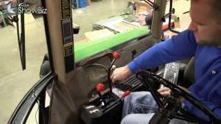 John Deere 4455 Cab Kit Removal
