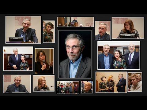 Paul Krugman - 2018 Phyllis L. Kossoff Lecture
