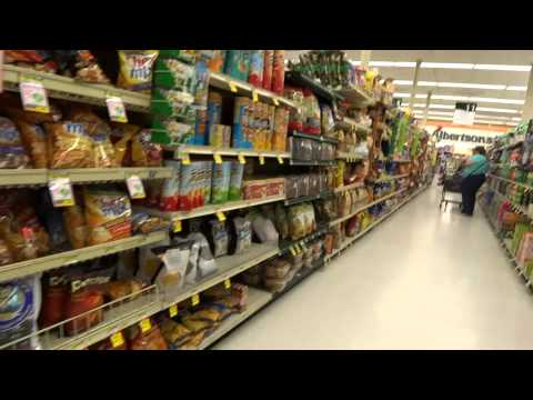 American Grocery Store Food Market Albertsons USA Supermarke
