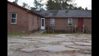 Rocky Mount, NC   ...a City Left to Rot