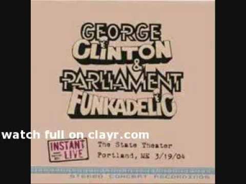 George Clinton - Erotic City Lingerie