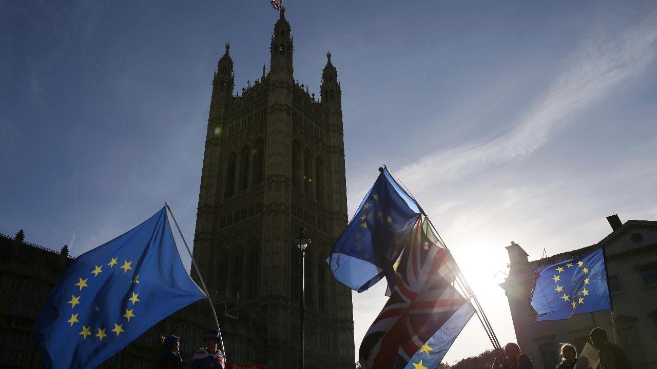 Brexit amendments debated in UK Parliament
