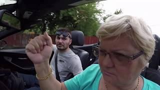 Mama conduce BMW de 500 cai