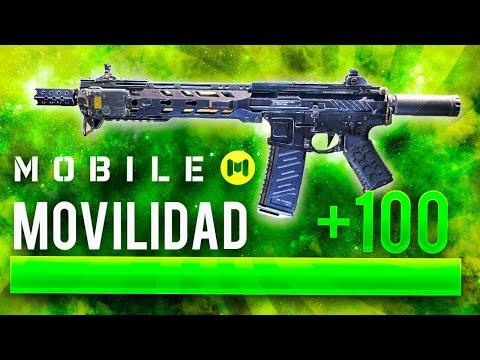 CREANDO ARMAS CON MAXIMA MOVILIDAD EN COD MOBILE