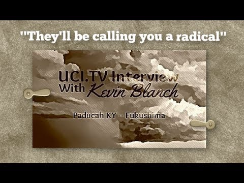 UCY.TV Interview With Kevin Blanch Discussing Paducah Tornado Hit And Fukushima