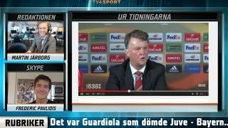 Fotbollskanalen Headlines: Kåta Unitedspelare - hur tänkte van Gaal? - TV4 Sport