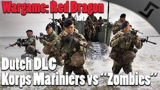 Wargame: Red Dragon - Dutch DLC - Korps Mariniers vs