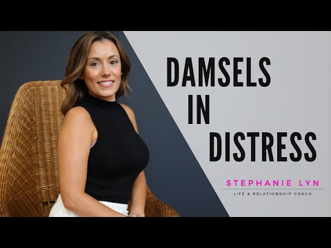 Stop Attracting  Men that Need Fixing  or  Damsels in Distress - Q&A