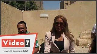 """بالفيديو.. خطيبة محمد فهمى تبكى عقب الحكم علية فى""""خلية الماريوت"""":""""مظلوم """""""