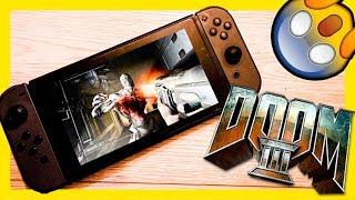NINTENDO SWITCH: UNO DE LOS MEJORES JUEGOS DE LA HISTORIA - Doom 3