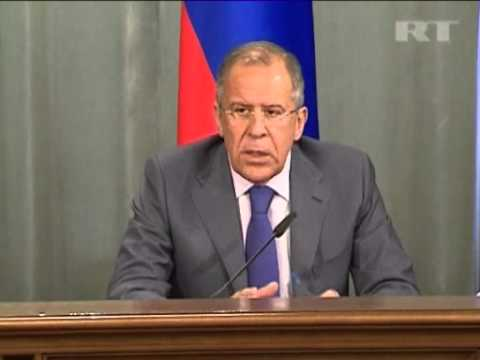 April 10, 2012 Russia_Russia wants UN observers sent to Syria promptly -- Lavrov