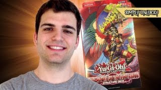 Best Yugioh Onslaught Of The Fire King Structure Deck Opening and Review!