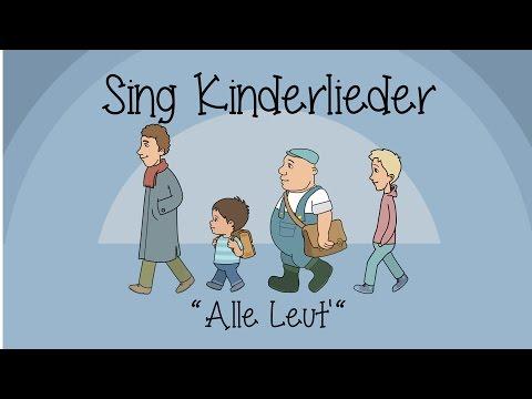 Alle Leut' - Schlaflieder zum Mitsingen | Sing Kinderlieder
