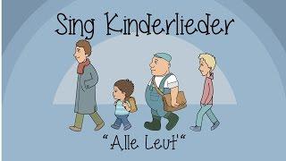 Alle Leut' - Schlaflieder zum Mitsingen Sing Kinderlieder
