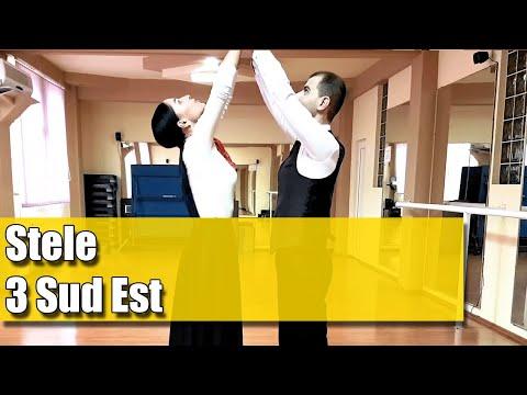 Coregrafie Pentru Dansul Mirilor Pe Melodia: Stele - 3 Sud Est [ADAPTARE]
