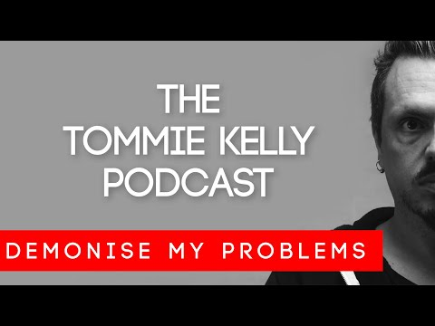 PODCAST: Demonise My Problems (Plus Book Club)
