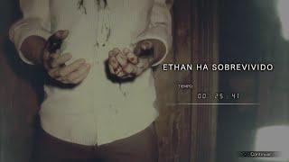 Resident evil 7  | Ethan debe morir|Final superado sin armas | modo Pro!!!  dificultad | Dlc Español