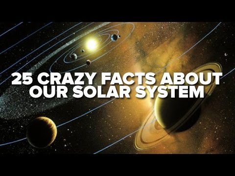 Latest Facts on Solar System