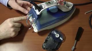 утюг Philips GC 2997 ремонт