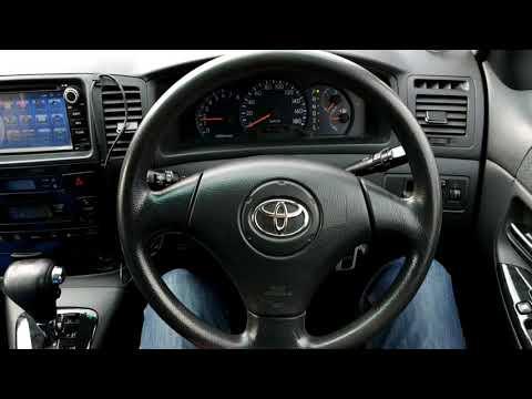 Обзор Тойота Королла Спасио Corola Spasio Toyota