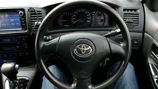 Обзор Toyota Corolla Spacio