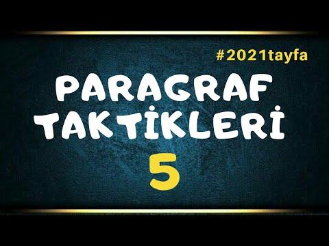 TYT - KPSS Türkçe Ders- 36 (Paragrafta Boşluk Doldurma)