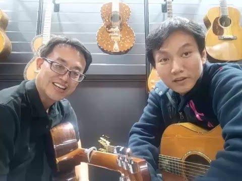 因為愛琴 吉他音樂節 百年古董名琴介紹