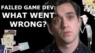 The Story of a Failed Game Dev