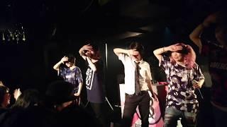 2019.05.18 RHYMEBERRY×せのしすたぁ 2man LIVE『Endgame』@福井casa.