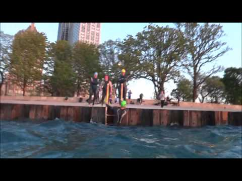 Open Water Chicago - May 23, 2015 - Spring Chops