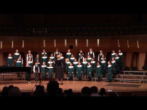 Cantare Children's Choir Calgary:  Nursery Rhyme Nonsense
