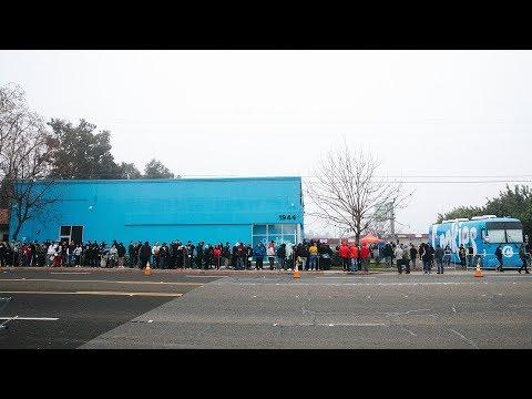 Berner - Bigger Business: Cookies Modesto Grand Opening