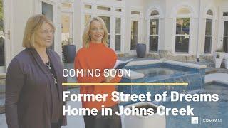 Coming soon! Former Street of Dreams Home in Johns Creek