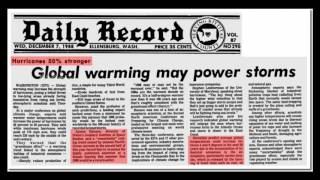 June 23, 1988 : The Beginning Of The Global Warming Scam
