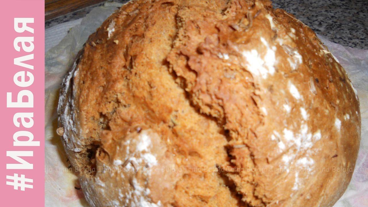 Домашний хлеб на кефире!