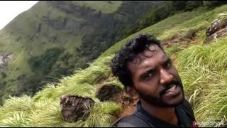 Trekking to chembra peak wayanad, heat shaped lake,heartlake