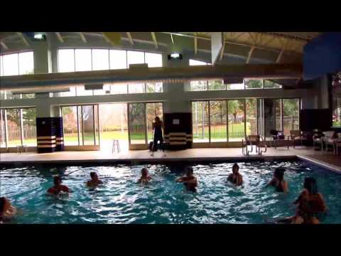 Fireball – Pitbull ft. John Ryan – Aqua Zumba – Water Fitness – Circle Song