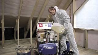 Смена пены Экотермикс и процедура консервации установки Graco E10(Для длительной и бесперебойной эксплуатации оборудования Graco требуется периодическая очистка и промывани..., 2013-01-17T14:50:22.000Z)