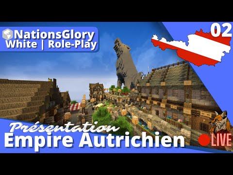 NationsGlory Rôle-Play | Présentation de pays EMPIRE-AUTRICHIEN WHITE: DES MAGICIENS (+Concours)