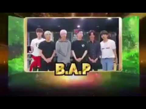 KPop Music Wave 2017 -- B.A.P in Malaysia