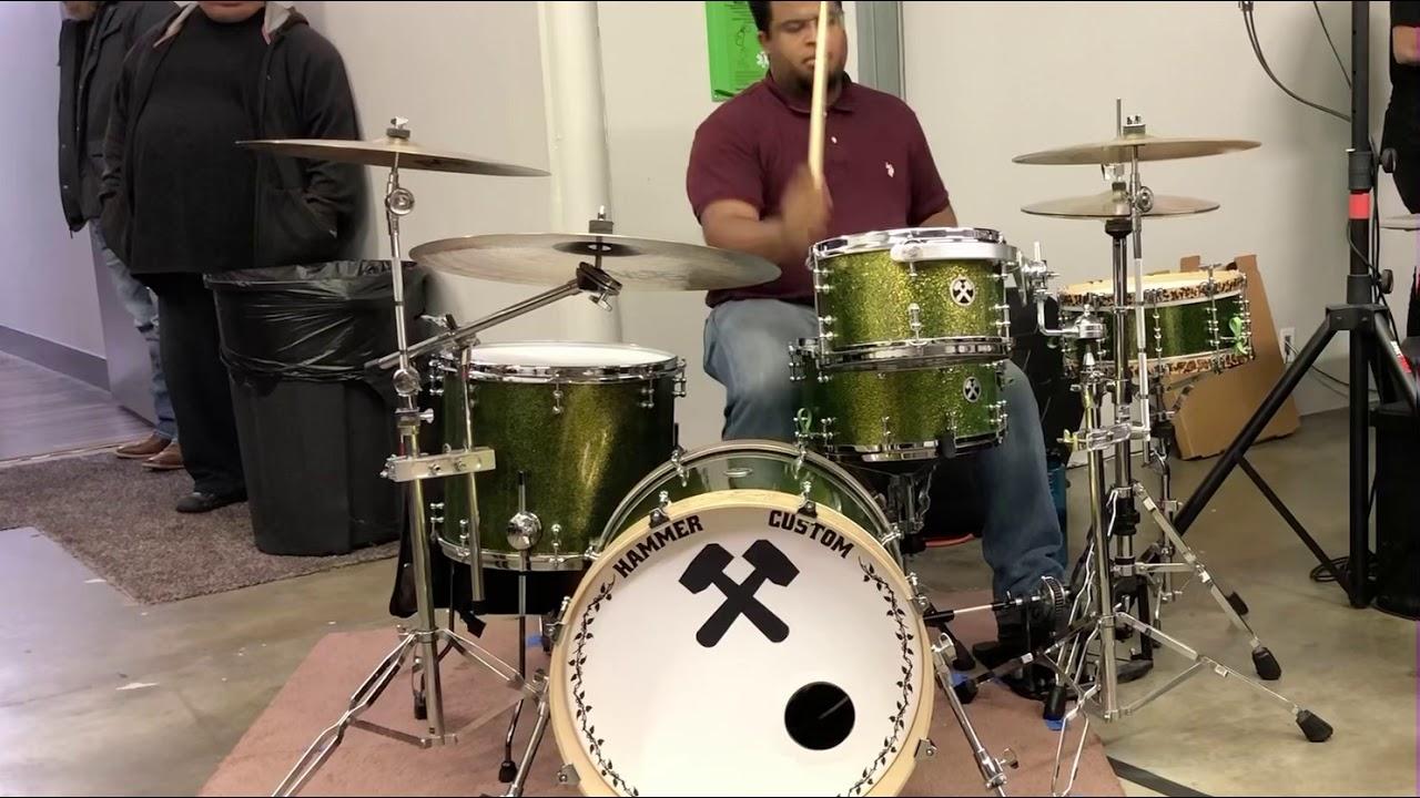 DOH drum meet 2019 solo 19