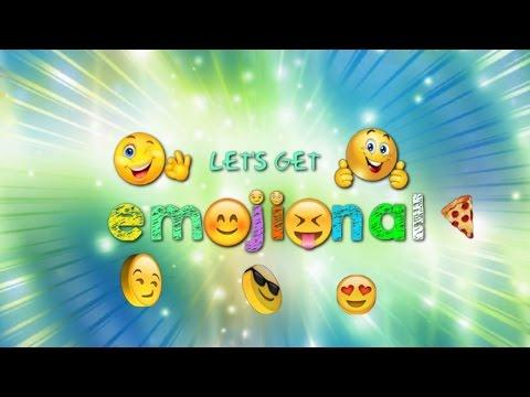 Emoji Birthday Animated Invitation