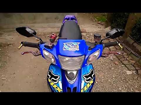 Modifikasi Motor Vega