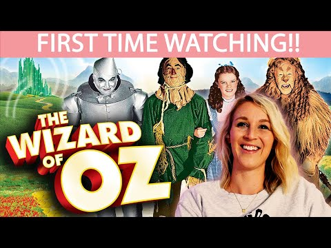 THE WIZARD OF OZ (1939) | FIRST TIME WATCHING | MOVIE REACTION