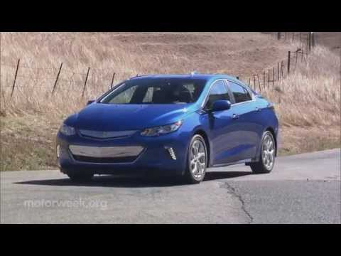 MotorWeek | Road Test: 2016 Chevrolet Volt
