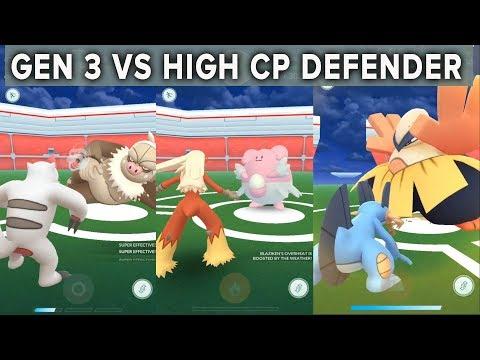 Download Youtube: Slaking Deemed Useless?   Best of Gen 3 gym battle.