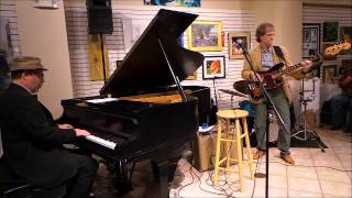Pete Johnson's Boogie Woogie with Variations performed by Bill Buchman