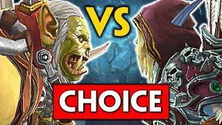 Sylvanas VS Saurfang Choice - BOTH OUTCOMES (The Fate of Saurfang, Choosing a Side) WOW BFA 8.1 thumbnail