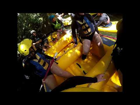 Kaituna River Rafting  - Casey's Perspective